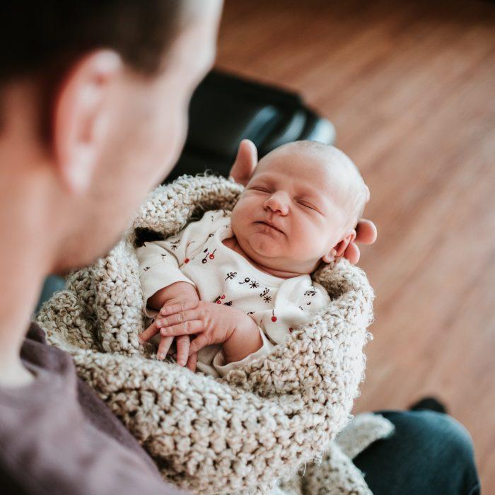 Baby Heidi | Lifestyle Newborn | Red Deer, Alberta