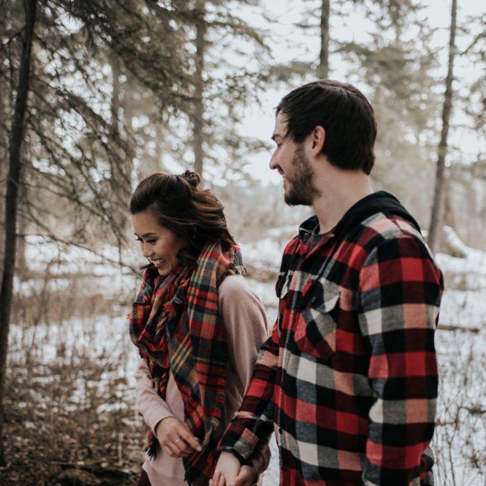 Dahila & Jordon   Engagement   Red Deer, Alberta
