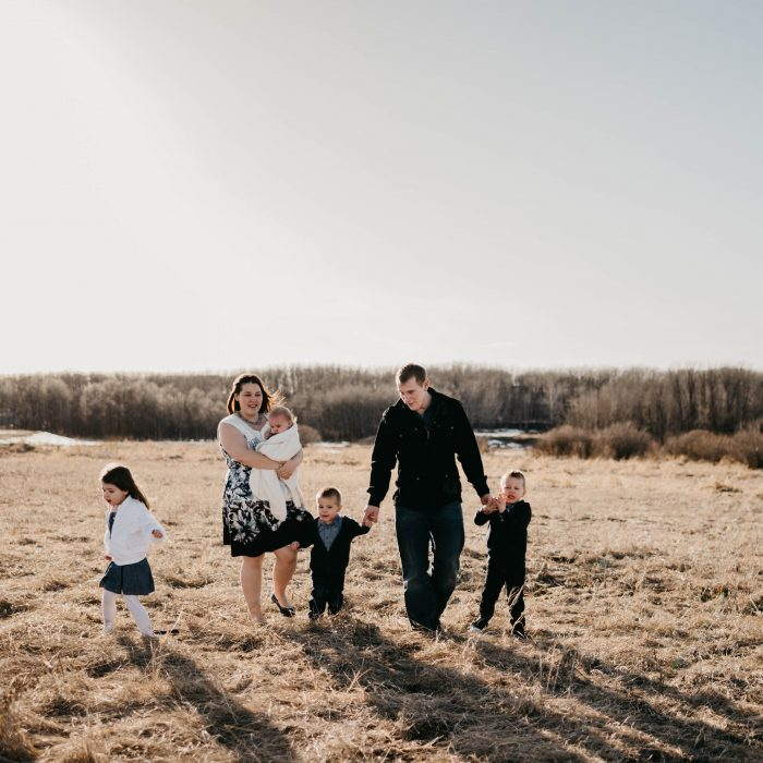 Family Session | Red Deer, Alberta