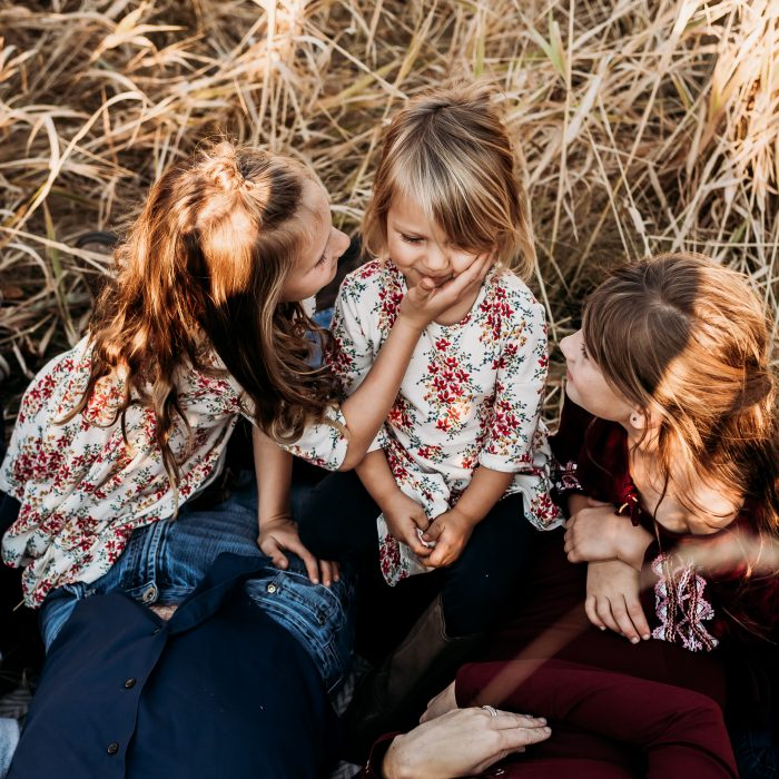 The Carmichael Family | Family Session | Red Deer, AB