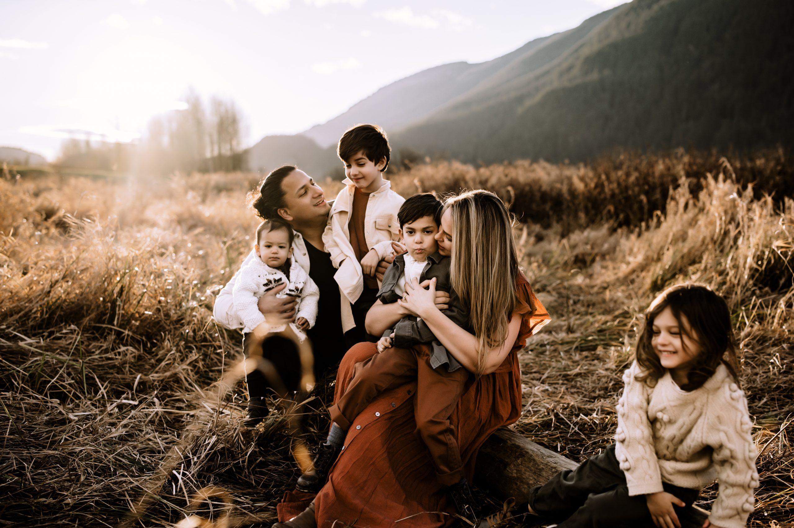 Vancouver Family Film Photographer - Nicole Park