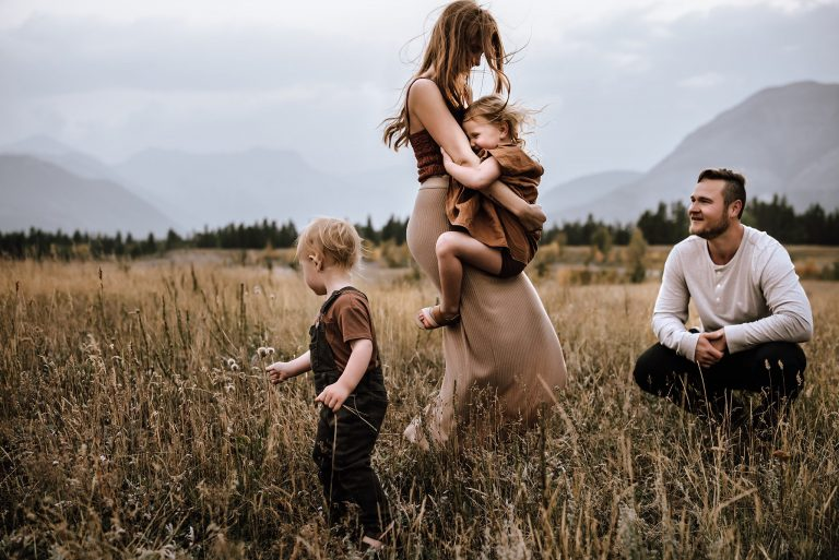 Banff Family Photographer, Nicole Park Photography